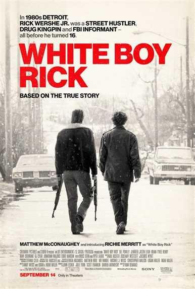 თეთრი ბიჭი რიკი (ქართულად) / White Boy Rick / tetri bichi riki (qartulad)