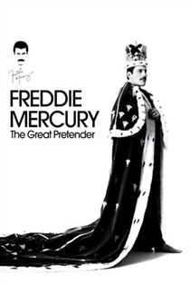 ფრედი მერკური (ქართულად) Freddie Mercury: The Great Pretender / fredi merkuri (qartulad)