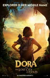 დორა და დაკარგული ოქროს ქალაქი (ქართულად)  / Dora and the Lost City of Gold / dora da dakarguli oqros qalaqi (qartulad)